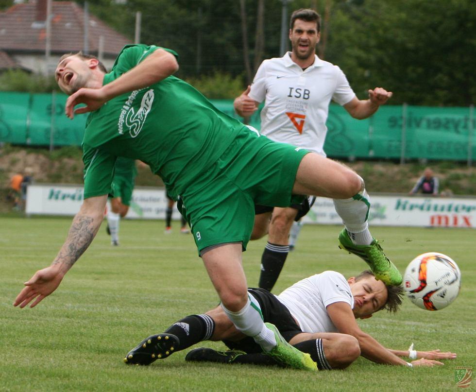 TSV Abtswind - TuS Roellbach 4:0 (2:0) 20.08.2016