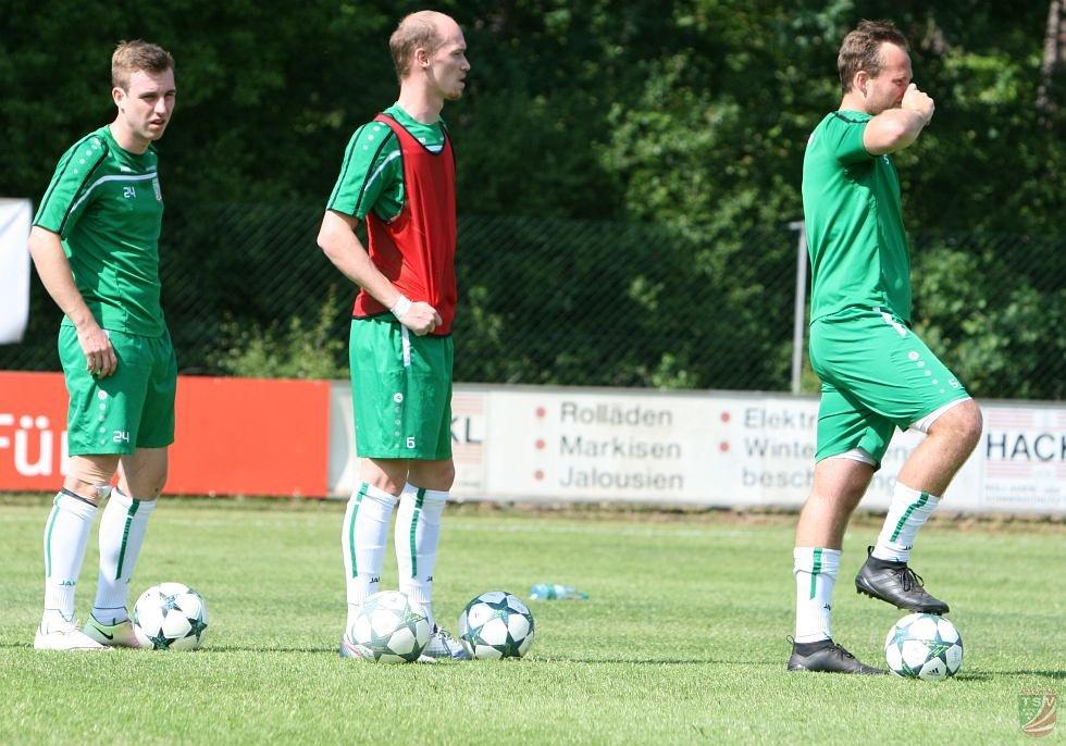 ASV Vach – TSV Abtswind 1:3 (1:1)