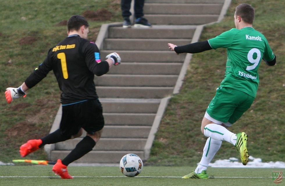 DJK Don Bosco Bamberg – TSV Abtswind 2:2 (0:0)