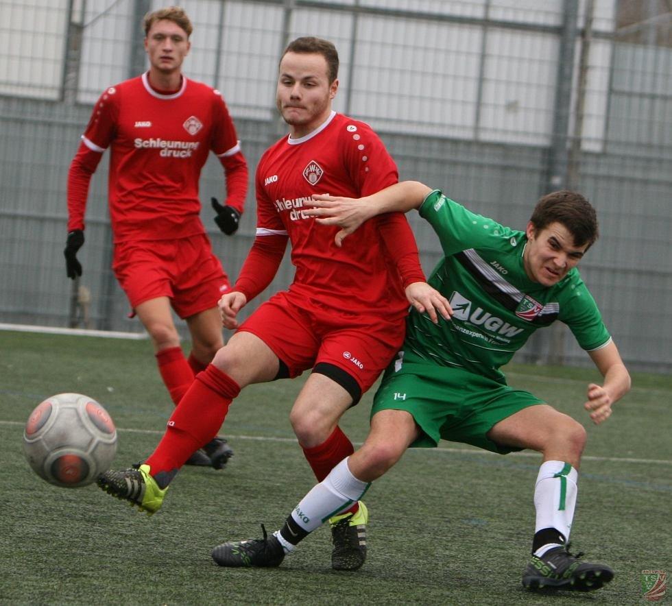 FC Würzburger Kickers II – TSV Abtswind 4:3 (3:1)
