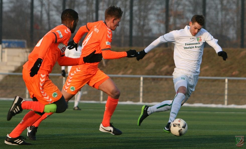 SpVgg Greuther Fuerth - TSV Abtswind