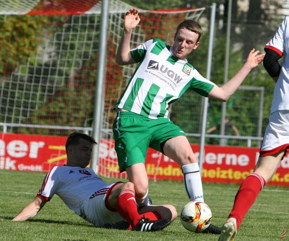 SV Memmelsdorf – TSV Abtswind 3:1 (1:1)