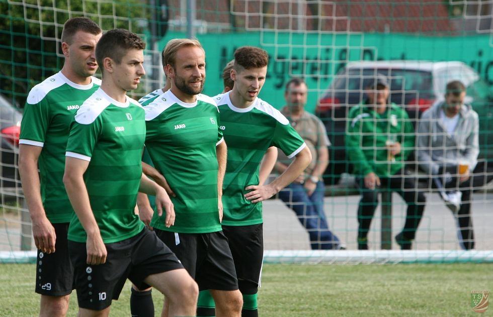 Trainingsauftakt der Landesliga-Mannschaft