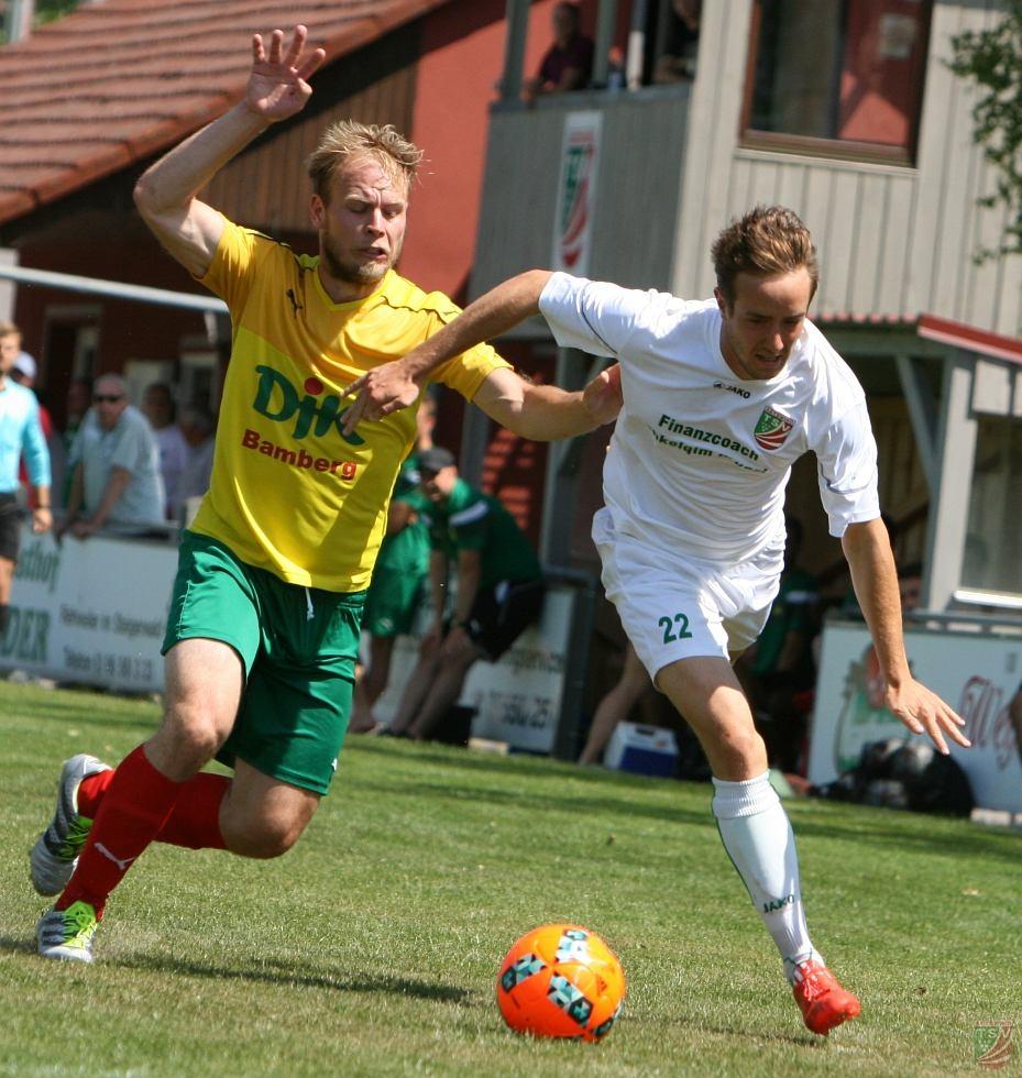 TSV Abtswind - DJK Don Bosco Bamberg