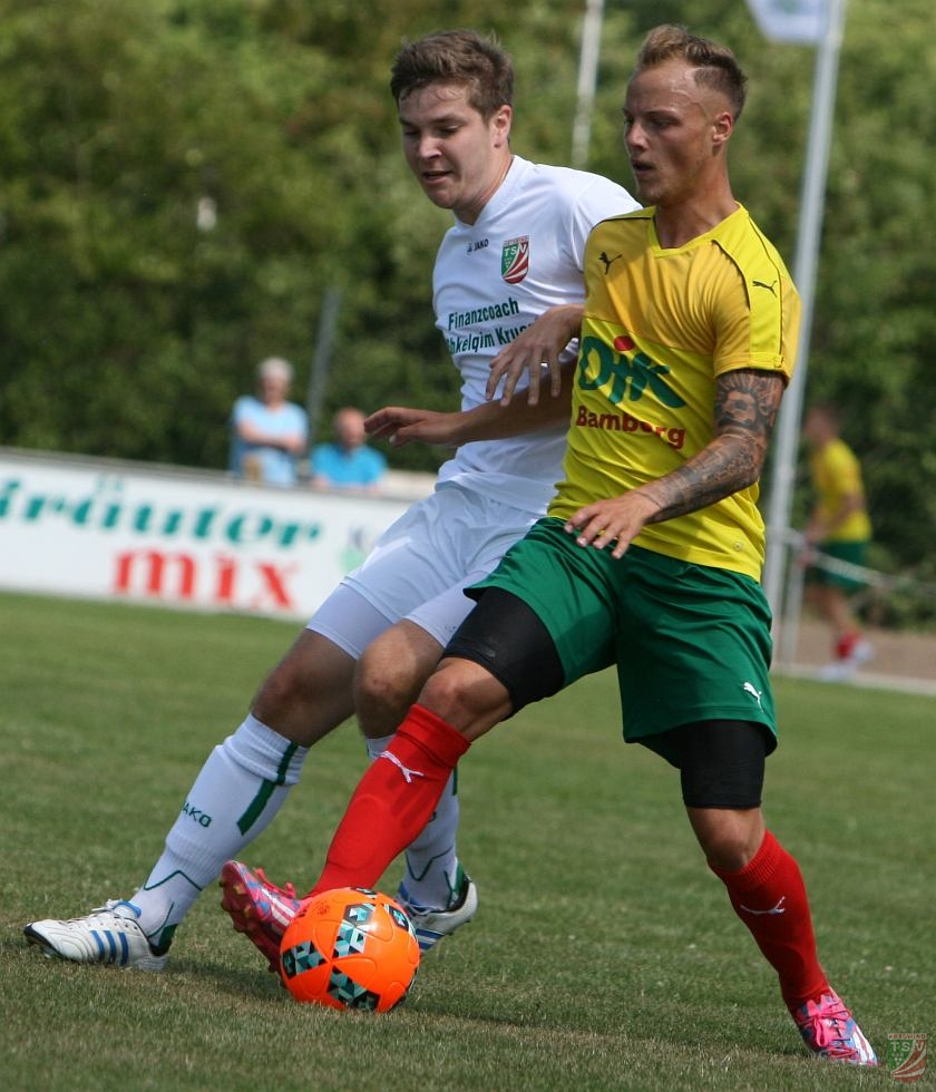 TSV Abtswind – DJK Don Bosco Bamberg 1:1 (0:0)