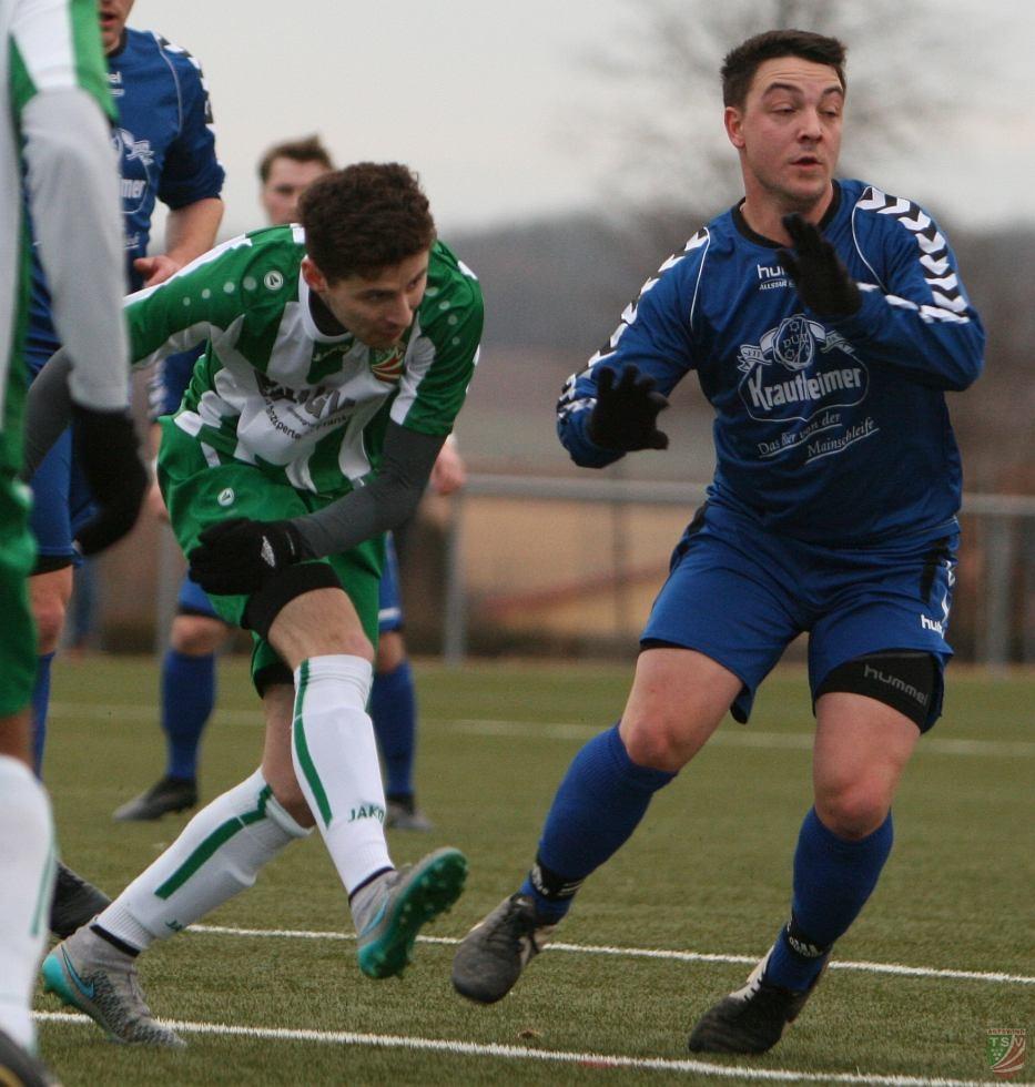 TSV Abtswind – DJK Oberschwarzach 8:4 (3:2)