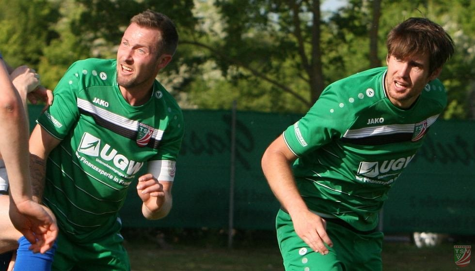 TSV Abtswind - ESV Ansbach-Eyb