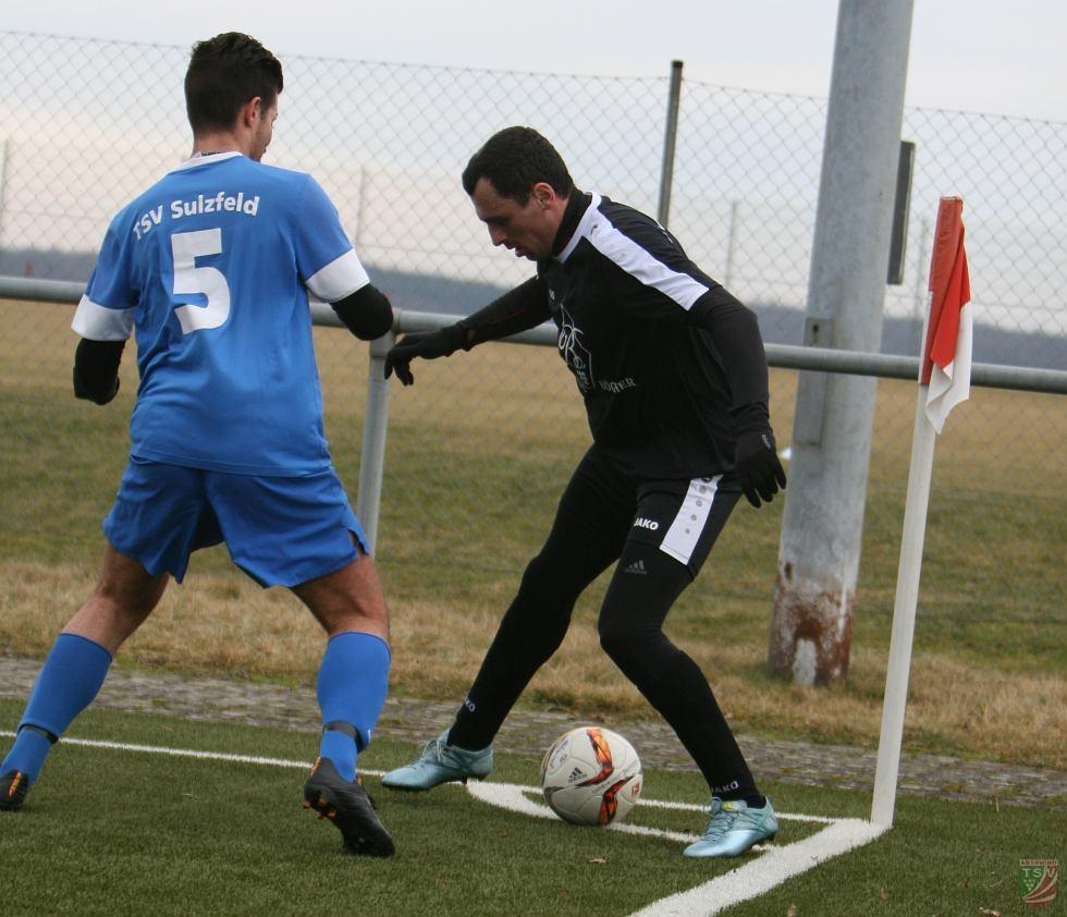 TSV Abtswind II – TSV Sulzfeld 3:1 (1:1)