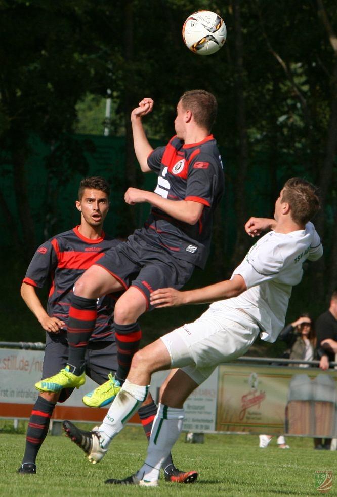 TSV Abtswind – SpVgg Ansbach 1:2 (1:0)