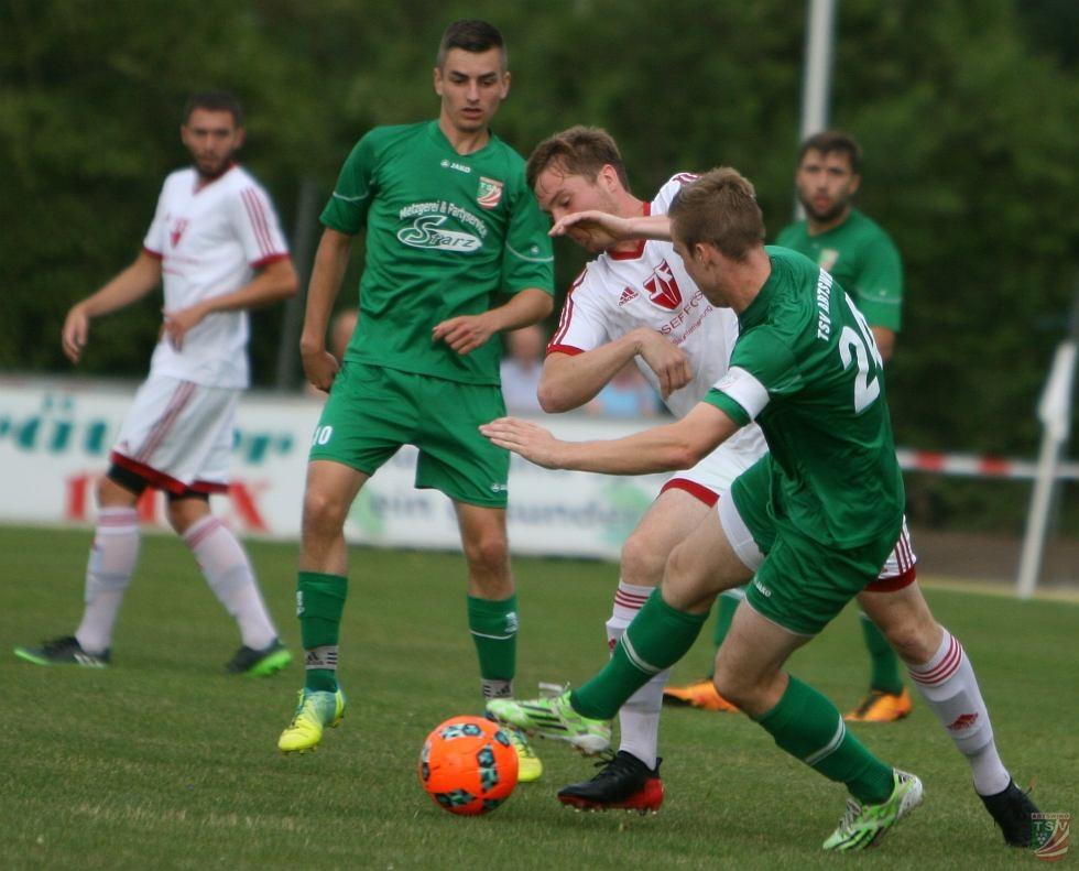 TSV Abtswind – SV Memmelsdorf 5:2 (2:1)