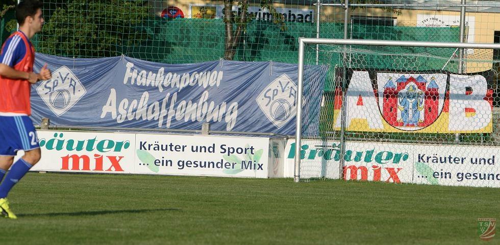 TSV Abtswind – Viktoria Aschaffenburg 3:6 (1:4)