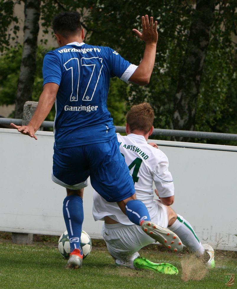 TSV Abtswind – Würzburger FV 4:2 (0:1)