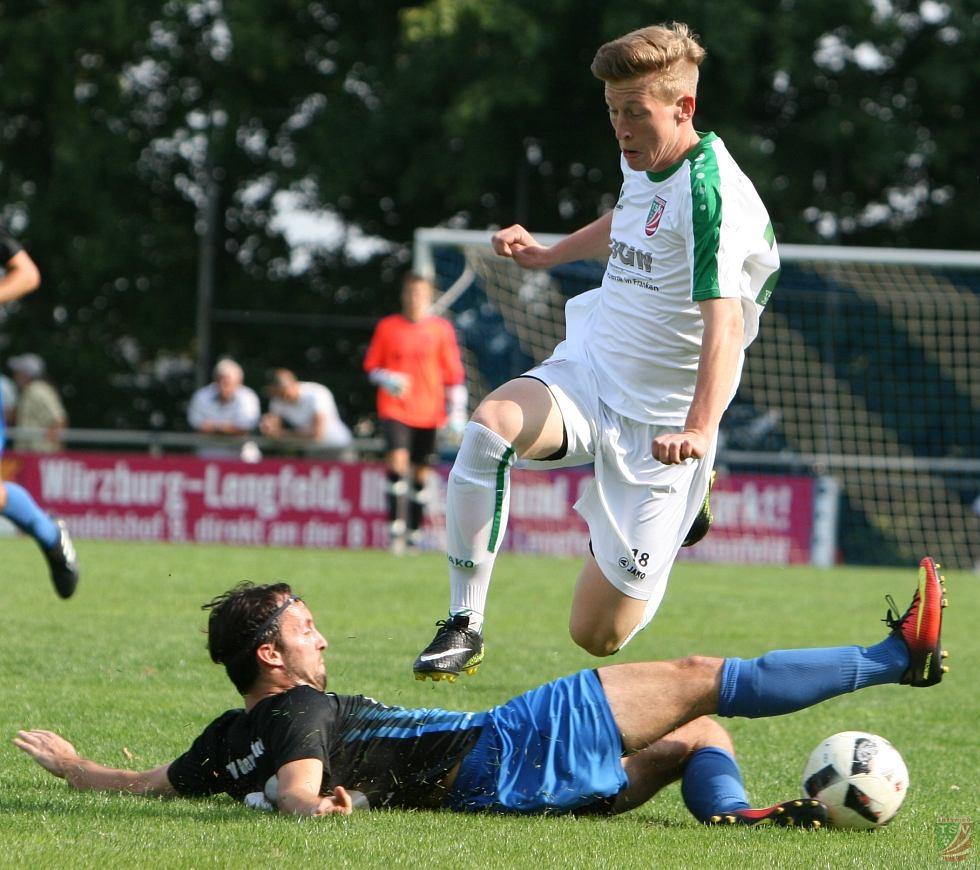 TSV Unterpleichfeld - TSV Abtswind