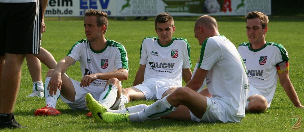 TSV Unterpleichfeld – TSV Abtswind 4:1 (0:1)