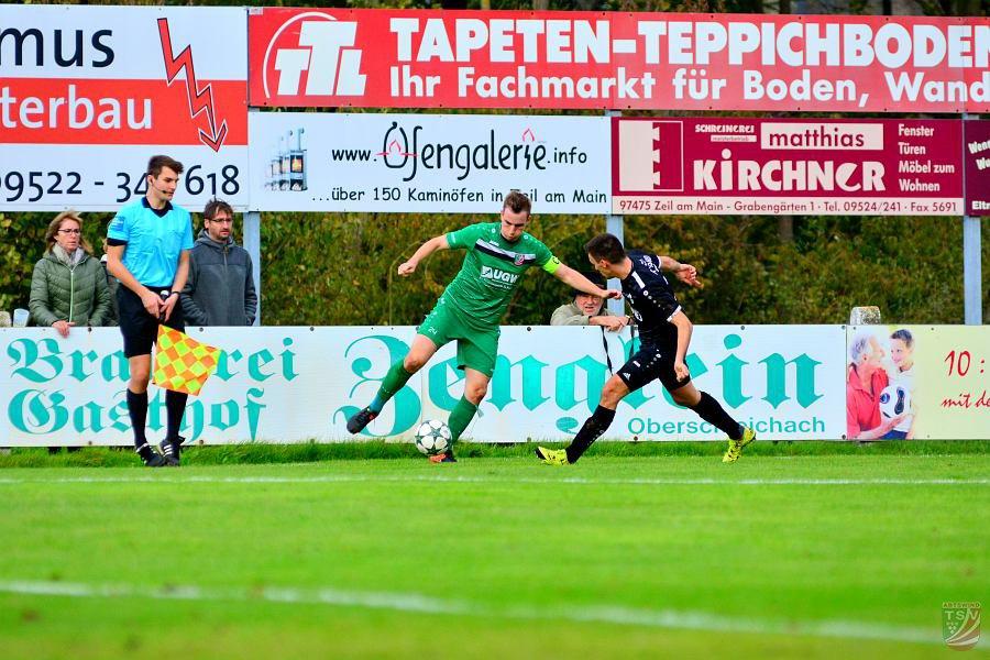 1.FC Sand – TSV Abtswind 1:0 (1:0) | 02.11.2019