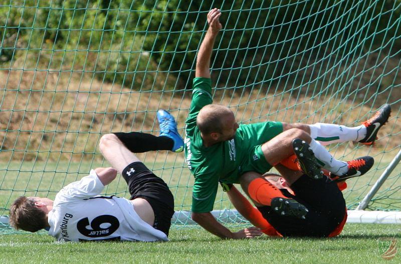 TSV Abtswind - TSV Karlburg 1:0 (0:0) Testspiel 10.07.2016