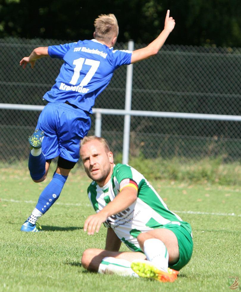 TSV Kleinrinderfeld - TSV Abtswind 3:2 (3:0)