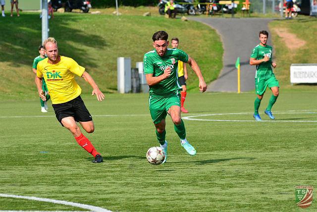 DJK Don Bosco Bamberg - TSV Abtswind  1:3 (1:1) 15.08.2021