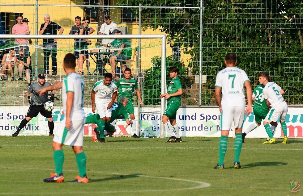TSV Abtswind - DJK Gebenbach  1:3 (1:1)   01.08.2018