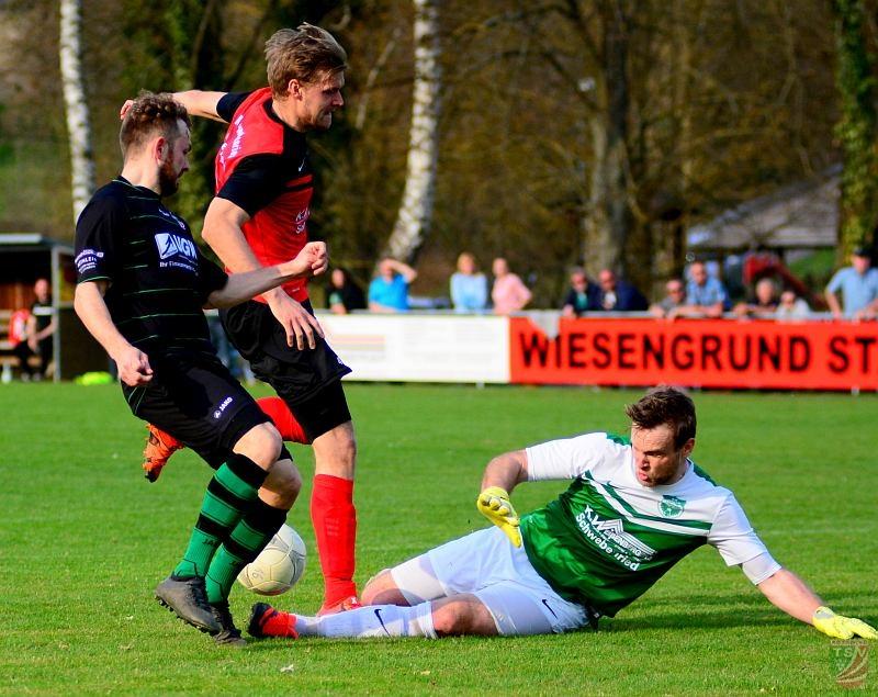DJK Schwebenried/Schwemmelsbach - TSV Abtswind 0:1 (1:2) | 01.04.2017