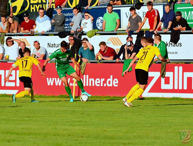 DJK Vilzing - TSV Abtswind  3 : 0 ( 2 : 0 | 28.07.2021