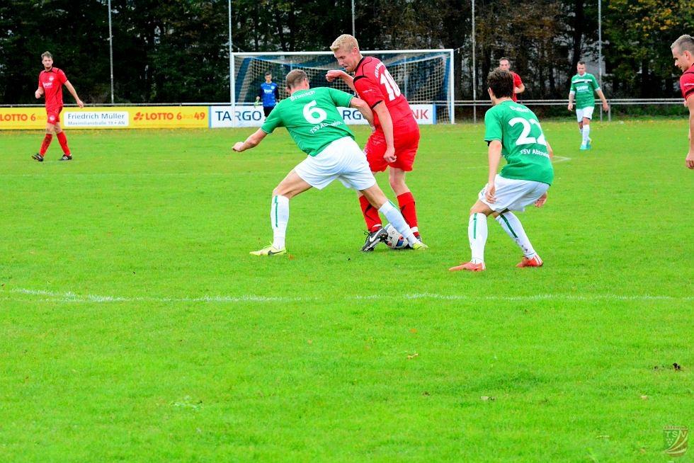 ESV Ansbach-Eyb – TSV Abtswind 0:3 (0:3)