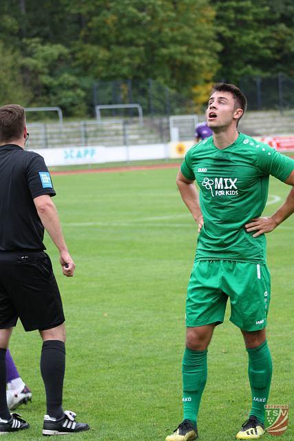FC Eintracht Bamberg - TSV Abtswind 0:1 (0:0) | 03.10.2020