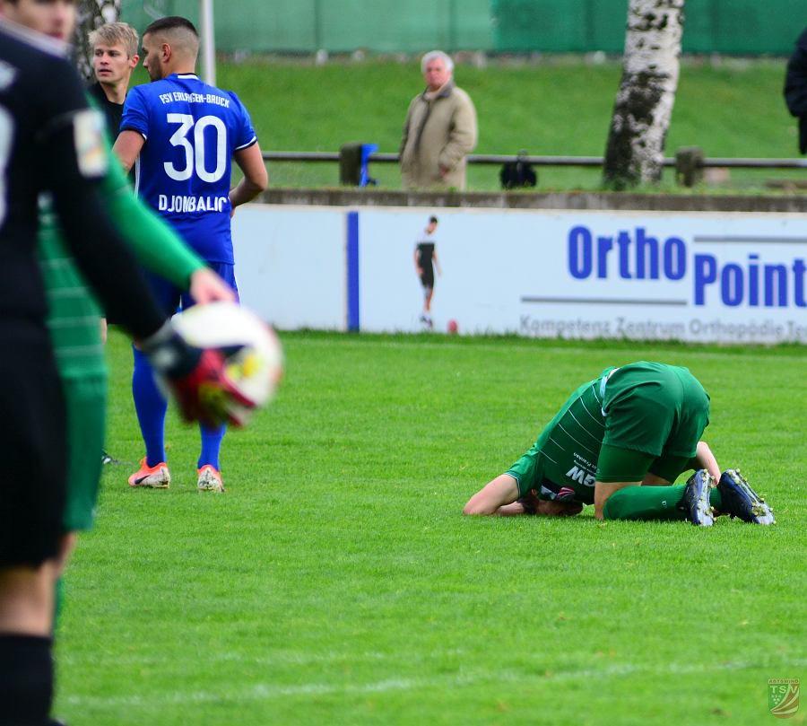 FSV Erlangen Bruck - TSV Abtswind 4:3 (2:2) | 27.04.2019