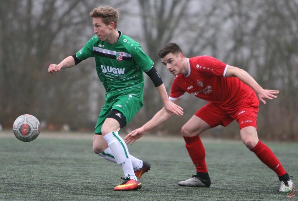Kickers Wuerzburg II - TSV Abtswind 27012018