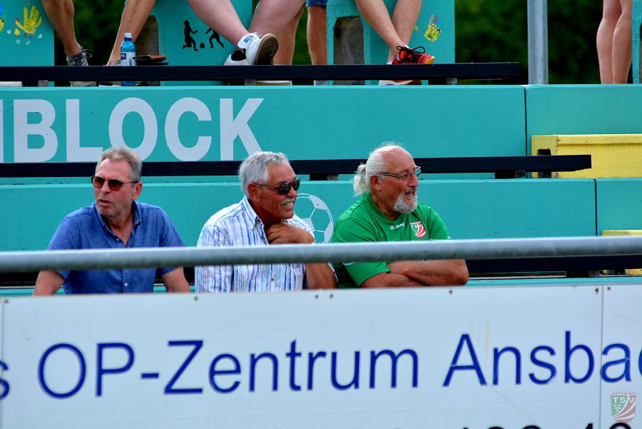 SpVgg Ansbach - TSV Abtswind 1:3 (0:1)  | 20.07.2019
