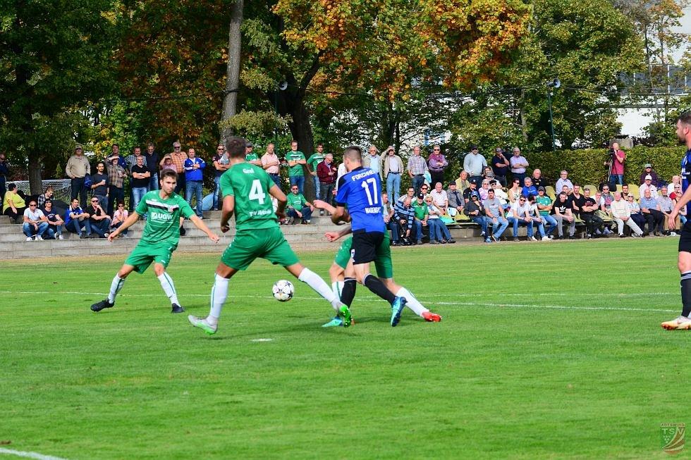 SpVgg Jahn Forchheim - TSV Abtswind 3:1 (2:0) | 06.10.2018