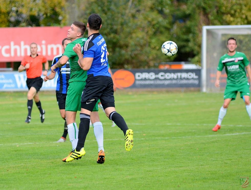 SpVgg Jahn Forchheim - TSV Abtswind 3:1 (2:0)