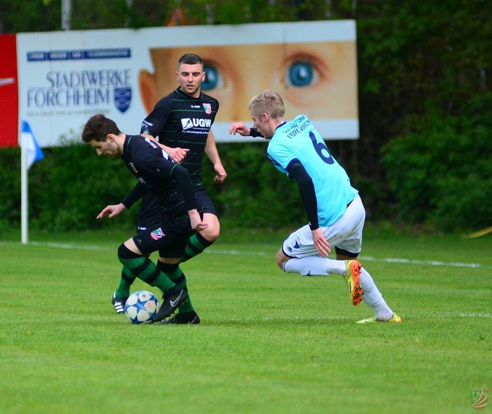 SpVgg Jahn Forchheim – TSV Abtswind 3:1 (2:1) | 29.04.2017