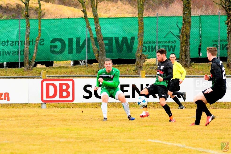 TSV Abtswind – SV Alemannia Haibach 0:0