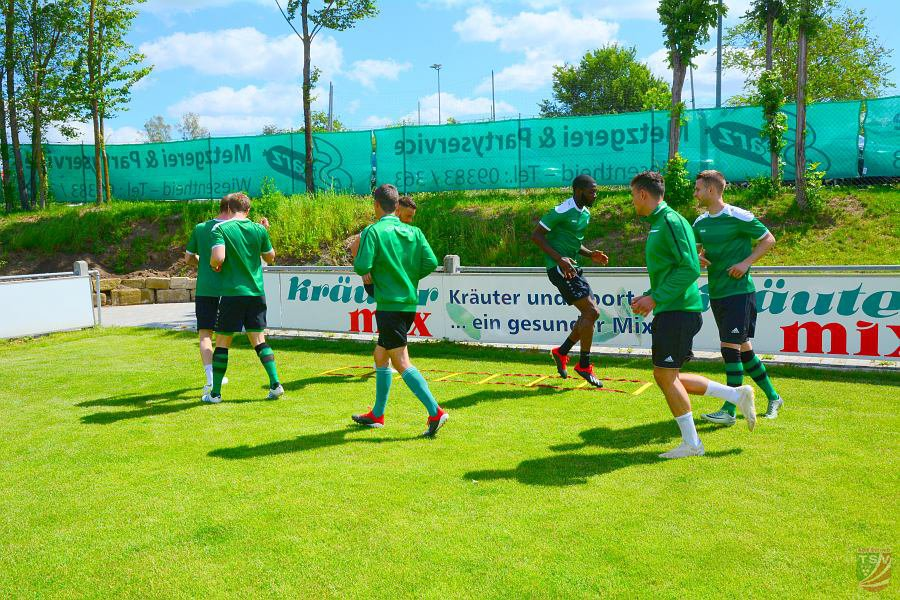 Trainingsauftakt Saison 2019/2020