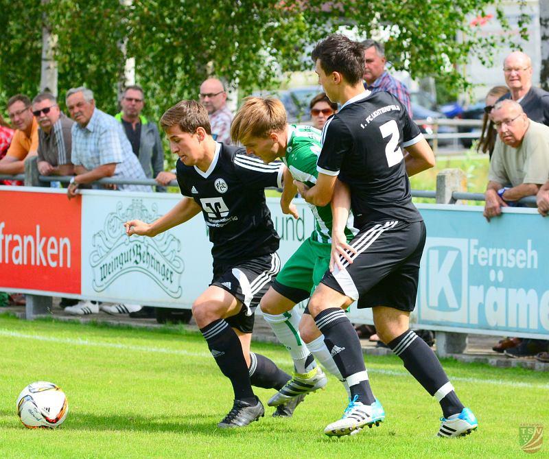 TSV Abtswind - 1. FC Lichtenfels 3:0 (1:0) 06.08.2016