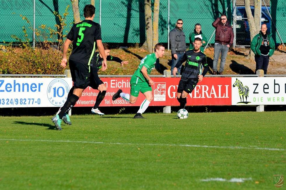 TSV Abtswind - SC Eltersdorf 0:4 (0:2) | 17.11.2018