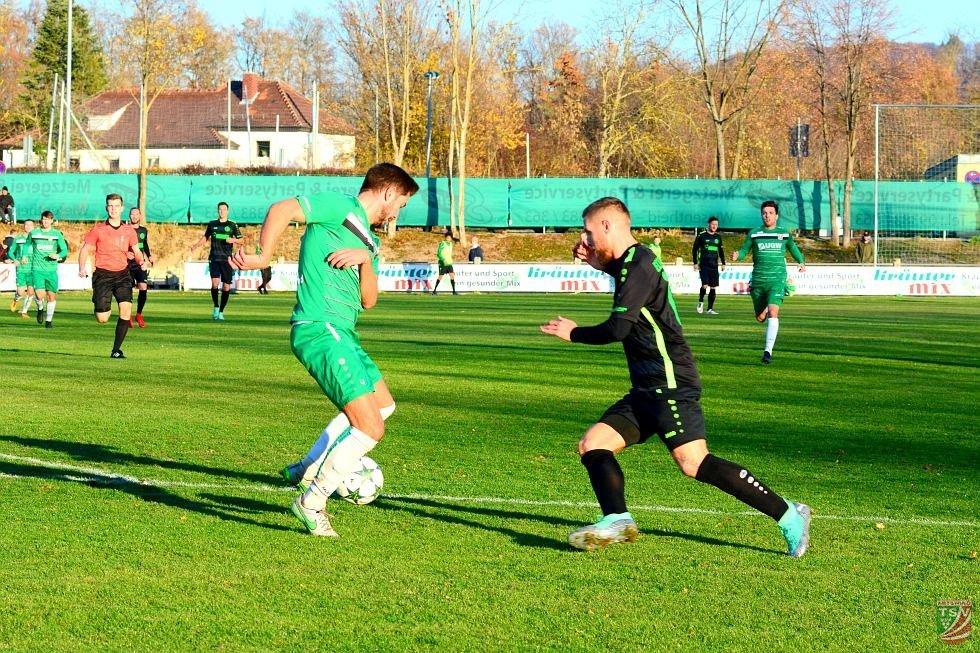 TSV Abtswind - SC Eltersdorf 0:4 (0:2)   17.11.2018
