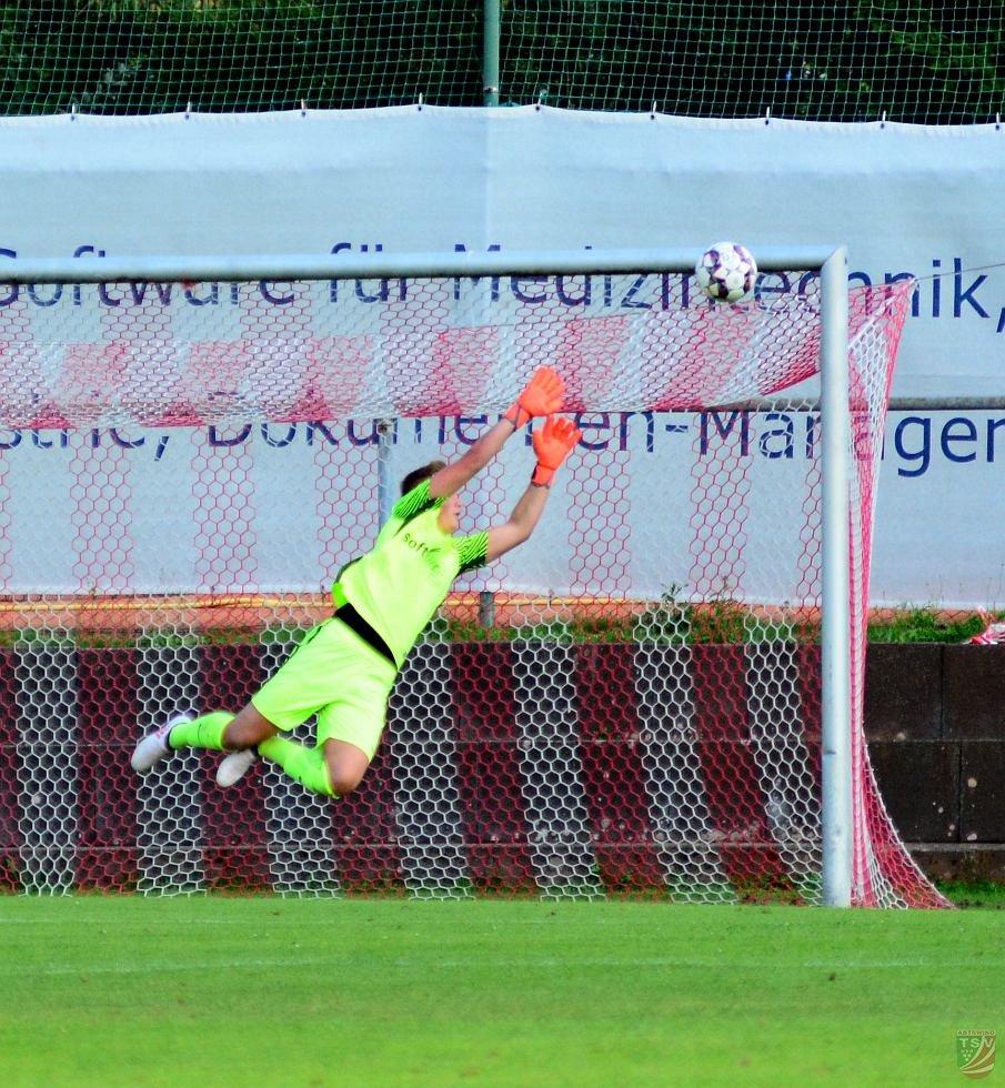 ATSV Erlangen - TSV Abtswind 3 :1 (1:0) | 18.08.2018