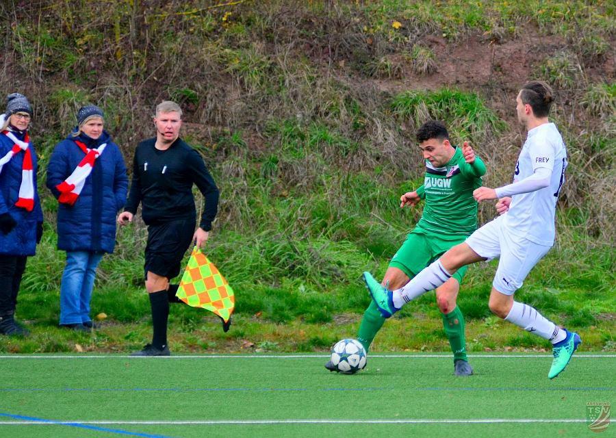 TSV Abtswind -  ASV Cham 2:3 (0:0) | 23.11.2019