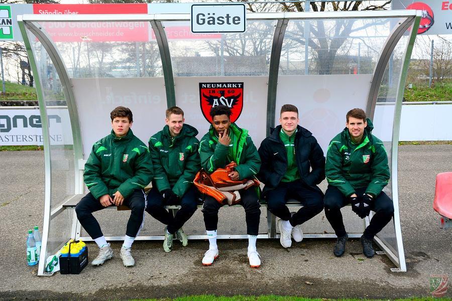 ASV Neumarkt - TSV Abtswind 3:3 (1:2) | 13.04.2019