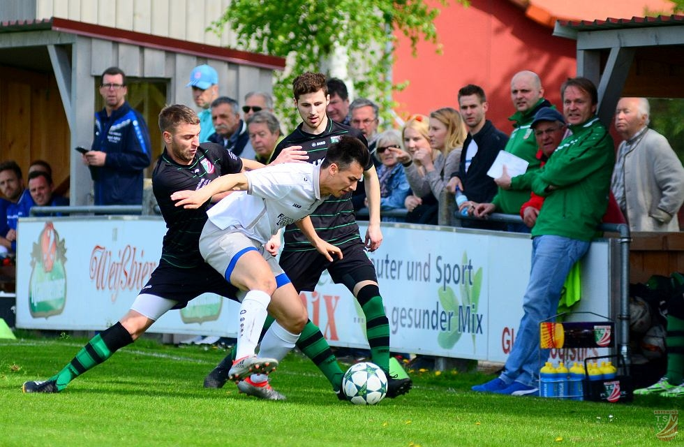 TSV Abtswind – ASV Rimpar 0:2 (0:1) | 06.05.2017
