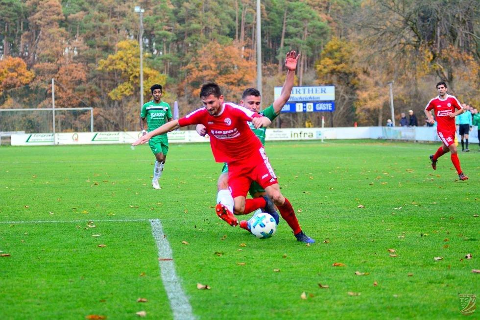 ASV Vach - TSV Abtswind 1:2 (0:0) | 11.11.2018