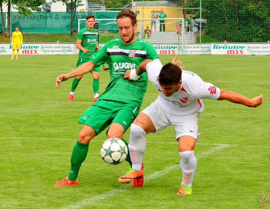 TSV Abtswind – ATSV Erlangen 1:1 (0:1) | 03.08.2019