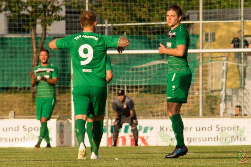 TSV Abtswind - ATSV Erlangen 1:4 n.E. (1:1)   05.07.2019