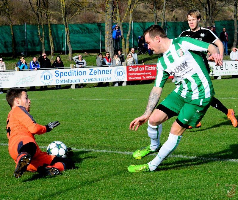 TSV Abtswind- FVgg Bayern Kitzingen 1:0 (1:0) | 25.03.2017