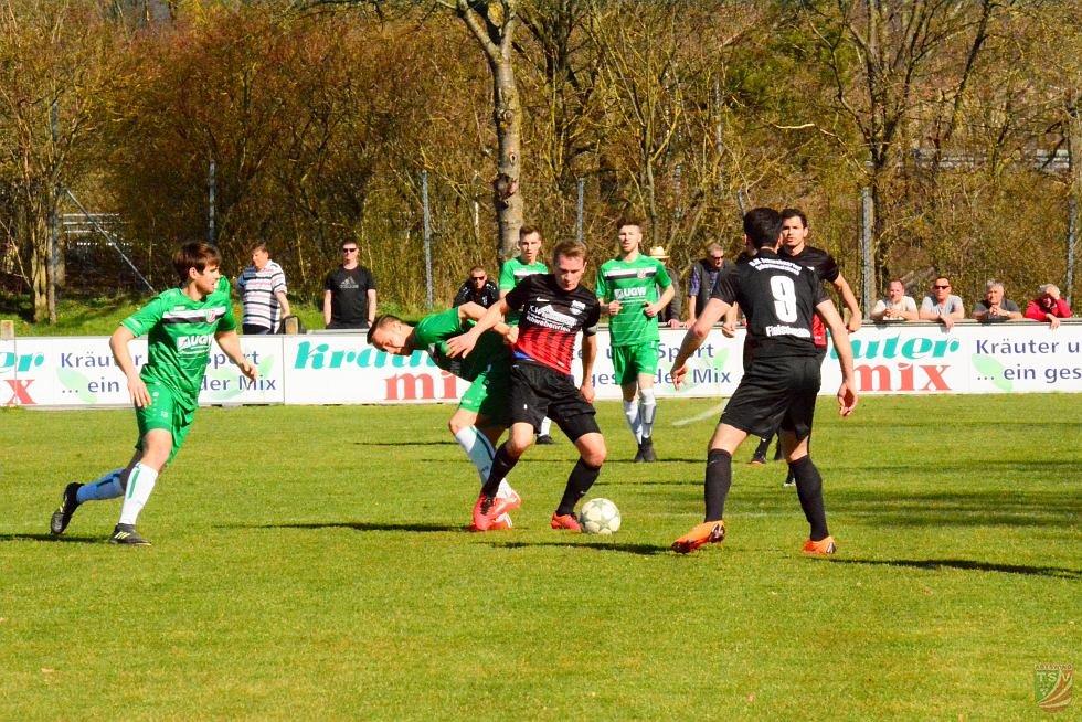 TSV Abtswind – DJK Schwebenried/Schwemmelsbach 1:4 (0:1) | 07.04.2018