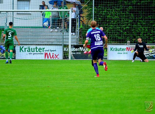 TSV Abtswind - FC Eintracht Bamberg1  3:3 (1:2)   07.08.2021