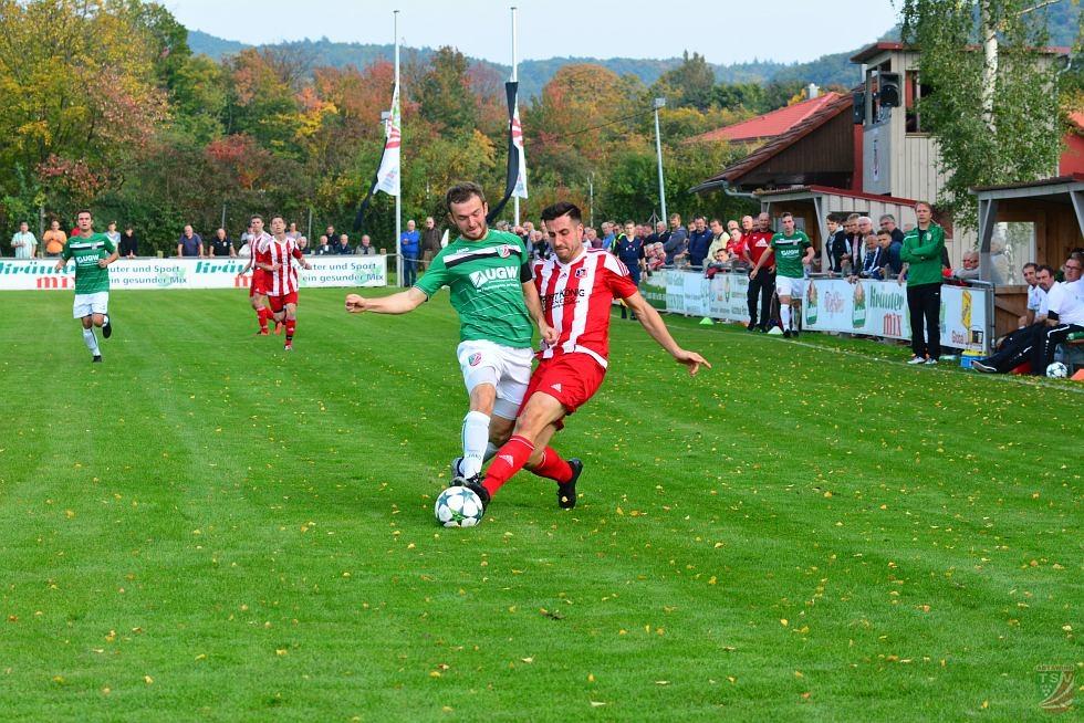 TSV Abtswind – FC Fuchsstadt 5:1 (3:1)