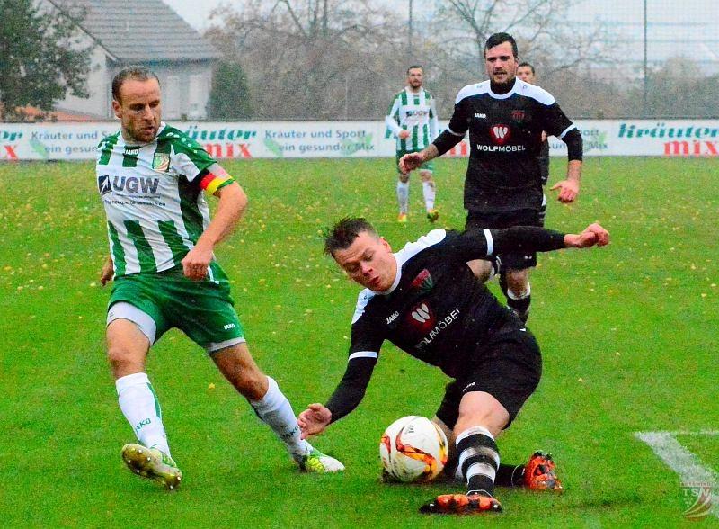 TSV Abtswind – FC Schweinfurt 05 II 0:3 (0:3) | 05.11.2016